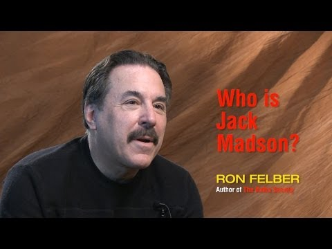 """Ron Felber Interview """"The Kafka Society"""" Who is Jack Madson"""