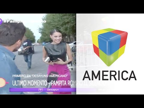 Pampita elogió a Nacho Viale: A mí me parece lindo
