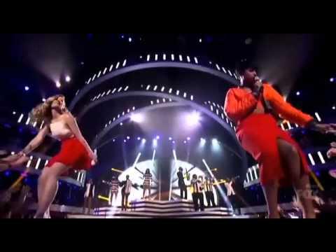Iggy Azalea Feat Jennifer Hudson   Trouble, la performance rétro à American Idol !   MCM 1