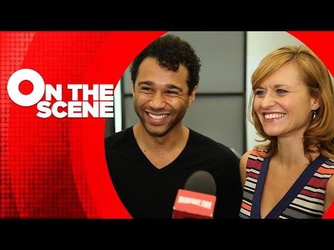Corbin Bleu, Bryce Pinkham & the Cast of HOLIDAY INN on Bringing Irving Berlin Back to Broadway