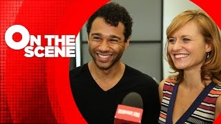 Corbin Bleu, Bryce Pinkham & the Cast of HOLIDAY INN on Bringing Irving Berlin Back to Broadway