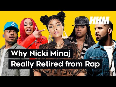 Why Doesn't Hip Hop Respect Nicki Minaj?