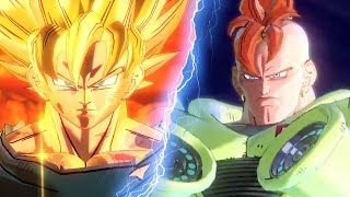 Dragon Ball Xenoverse 2: Watch Goku Crush Android 16 (1080 60fps)