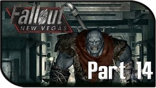 """Fallout: New Vegas Gameplay Part 14 - """"Ghouls & Nightkin!"""" (Fallout 4 Hype Let's Play!)"""
