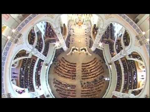 Weihe der Frauenkirche Dresden 2005.10.30.