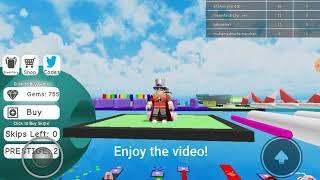 Roblox Mega Fun Obby 2 ❇ Stage 350 - 355