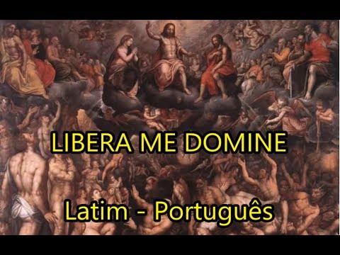 Canto Gregoriano - Libera Me Domine
