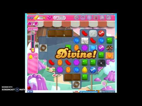 Candy Crush Level 2033 help w/audio tips, hints, tricks