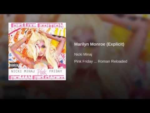 Marilyn Monroe (Explicit)