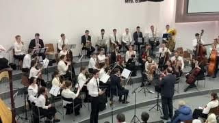 Цуман П. Парафейник М. Симфонический оркестр - Уроки смиренья