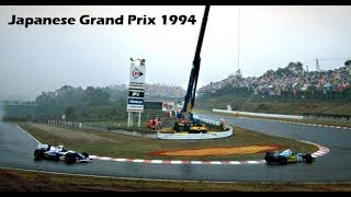 1994 Japanese Grand Prix (Full Tv Coverage)