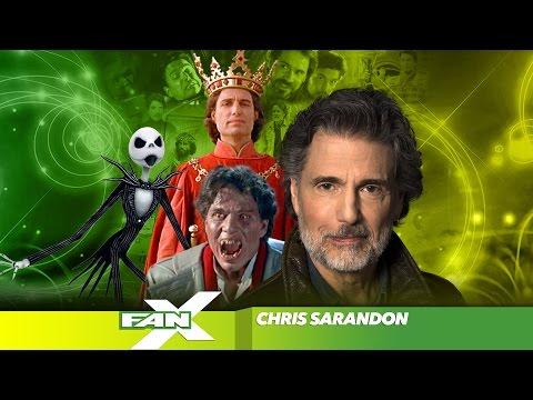 Meet Chris Sarandon at FAX17