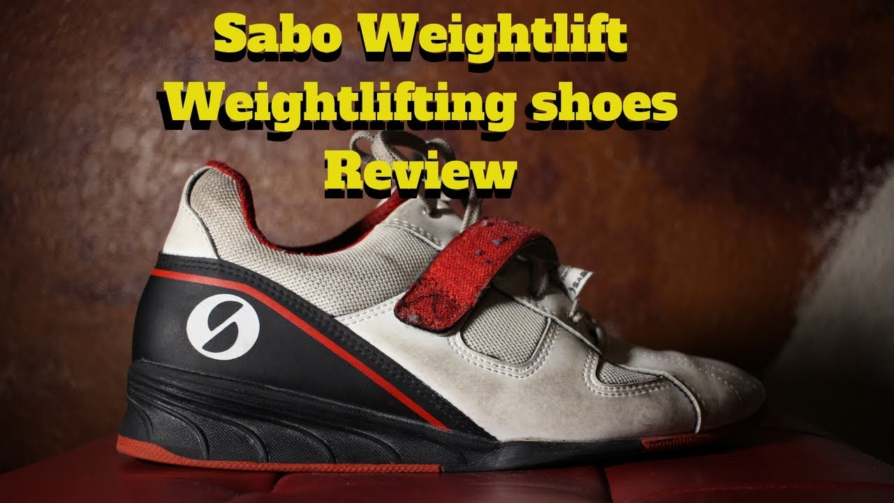 Sabo Weightlift WeightLiftingShoes