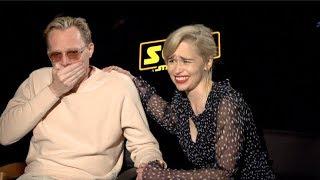 SOLO: A STAR WARS STORY Interviews - Howard, Ehrenreich, Glover, Clarke, Newton, Harrelson, Suotoma