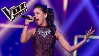 Caliope canta 'Y hubo alguien' | Semifinal | La Voz Teens Colombia 2016
