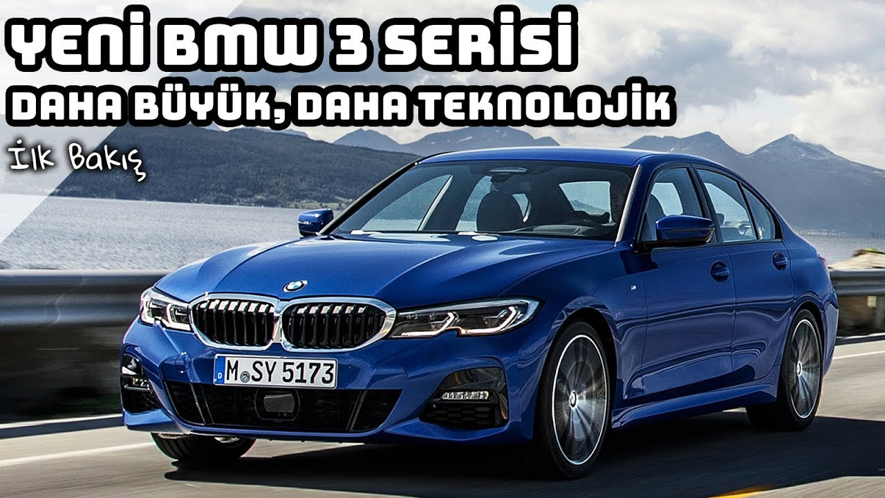 Yeni Bmw 3 Serisi Daha Büyük Daha Teknolojik Ilk Bakış English