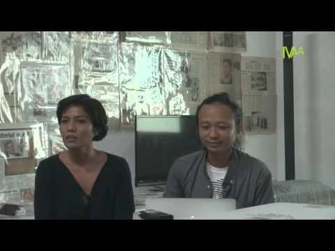 #DokumentasiIVAA: Menanam Arsip Pada Tanah - Singapore