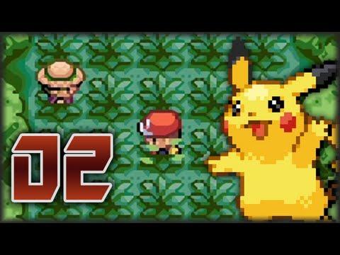 Guía Pokémon Rojo Fuego & Verde Hoja - Capítulo 2 | Recorriendo el Bosque Verde