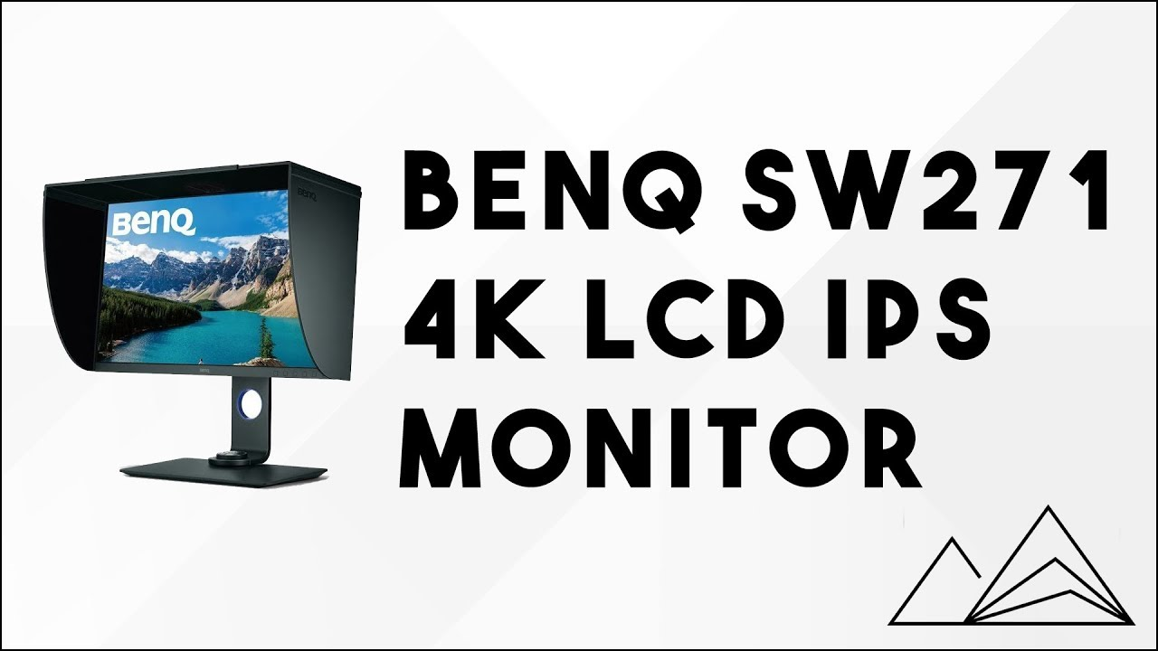 BenQ SW271 LED IPS Monitor Review - Should you upgrade to 4k?