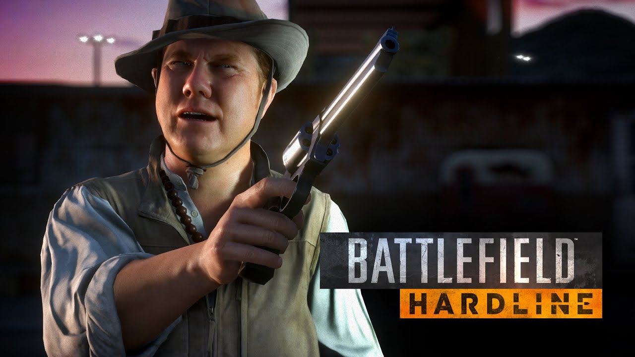 Battlefield Hardline: 12 Dakika Oynanış Videosu