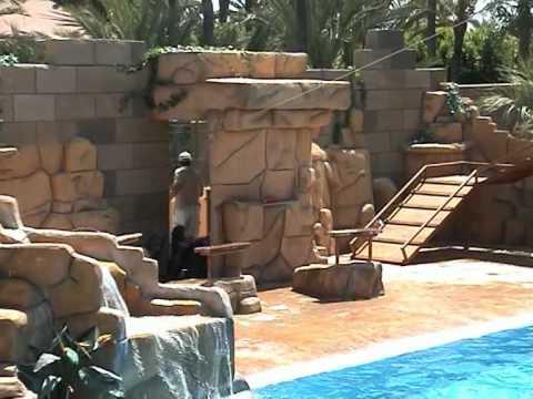 Zoo Safari Alicante -  Španělsko.avi  Roku 2006