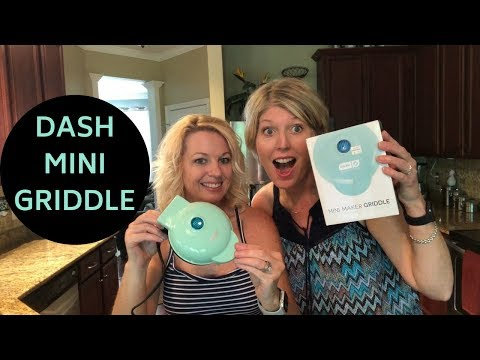 DASH Mini Maker Griddle Review