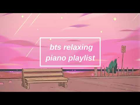 bts relaxing piano playlist