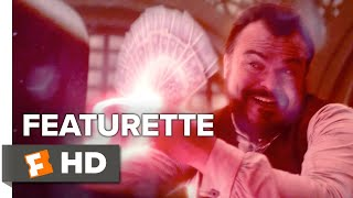 The House With a Clock in Its Walls Featurette - Black Magic Jack (2018) | Movieclips Coming Soon