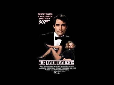 """The Pretenders: Where Has Everybody Gone from """"The Living Daylights 007"""""""