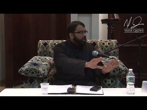 The Story of Adam ~ Dr. Yasir Qadhi   2nd May 2014