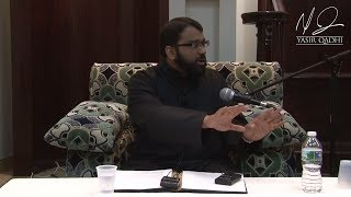 The Story of Adam ~ Dr. Yasir Qadhi | 2nd May 2014