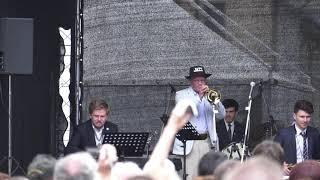 Jazz Philharmonic Orchestra - Фестиваль AndquotСвинг Белой ночи 2014andquot. Видео - Александр Травин