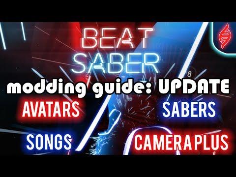Beat Saber Modding Guide [UPDATE] | Custom songs/Avatars/Sabers