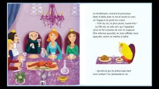La princesse et le crapaud - Conte pour enfants - Dokéo TV