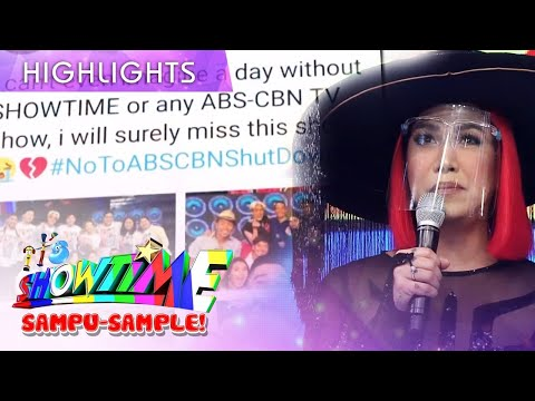 Vice Ganda turns emotional as It's Showtime returns on-air | It's Showtime