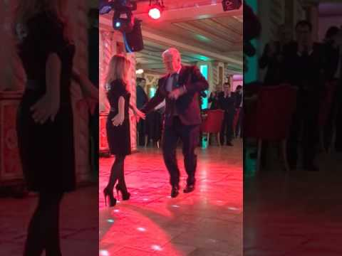 Лаурита и Хизри Шихсаидов танец