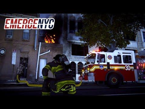 EmergeNYC - FDNY Firefighting Simulation 0.7.7B