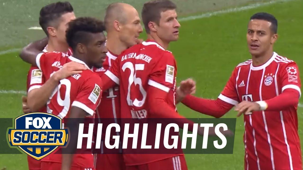 Bundesliga Highlights Goals