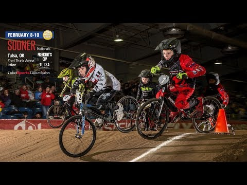2019 USA BMX Sooner Nationals Day Two Mains