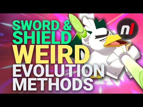 Pokémon Sword & Shield: How to Evolve Toxel, Snom, Yamask & More
