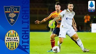 Lecce 0-1 Verona | Late Pessina Strike Gives Verona First Win! | Serie A