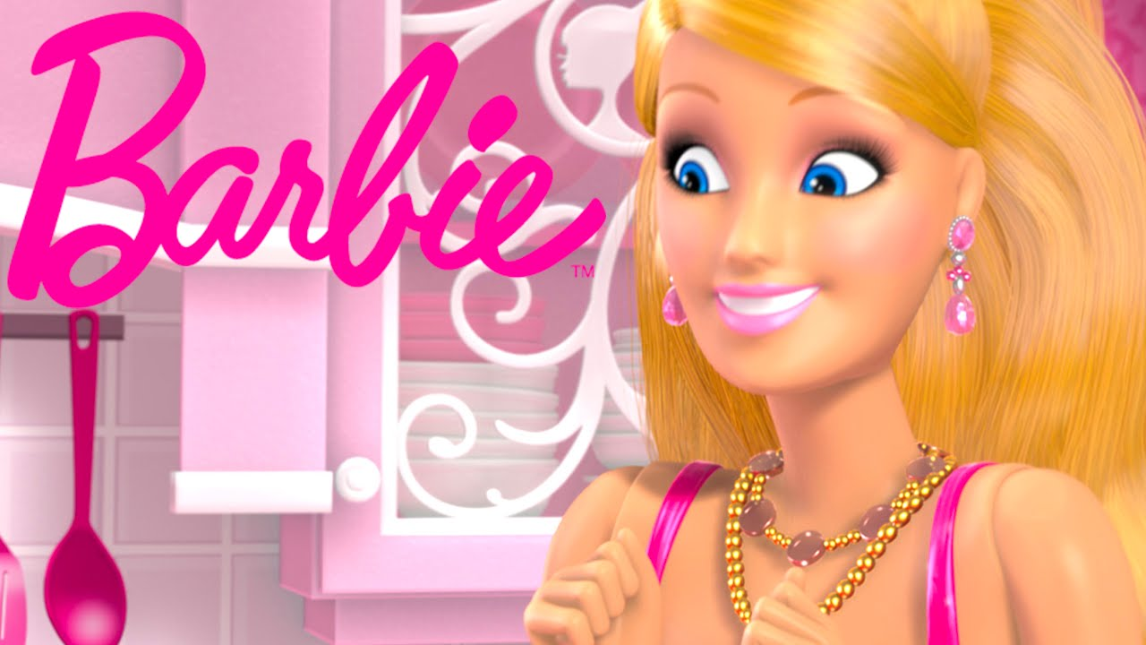 Barbie Life In The Dreamhouse Pastry Chef Make Bake
