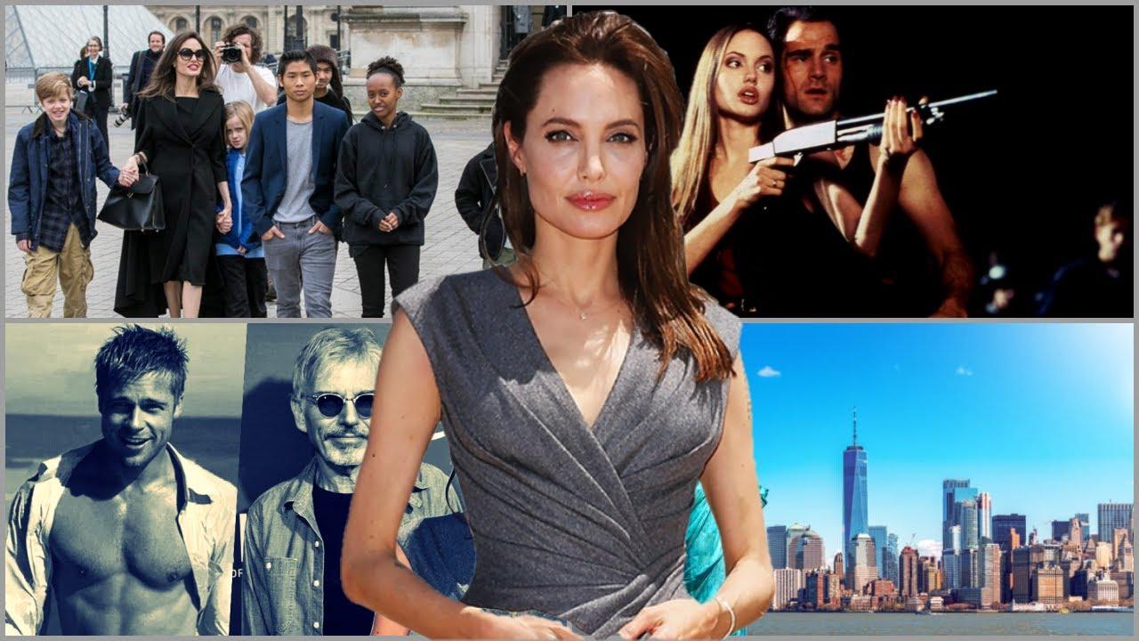 Angelina Jolie ✦ Boyfriend ✦ Lifestyle ✦ Childhood ✦ Net Worth ✦ Family