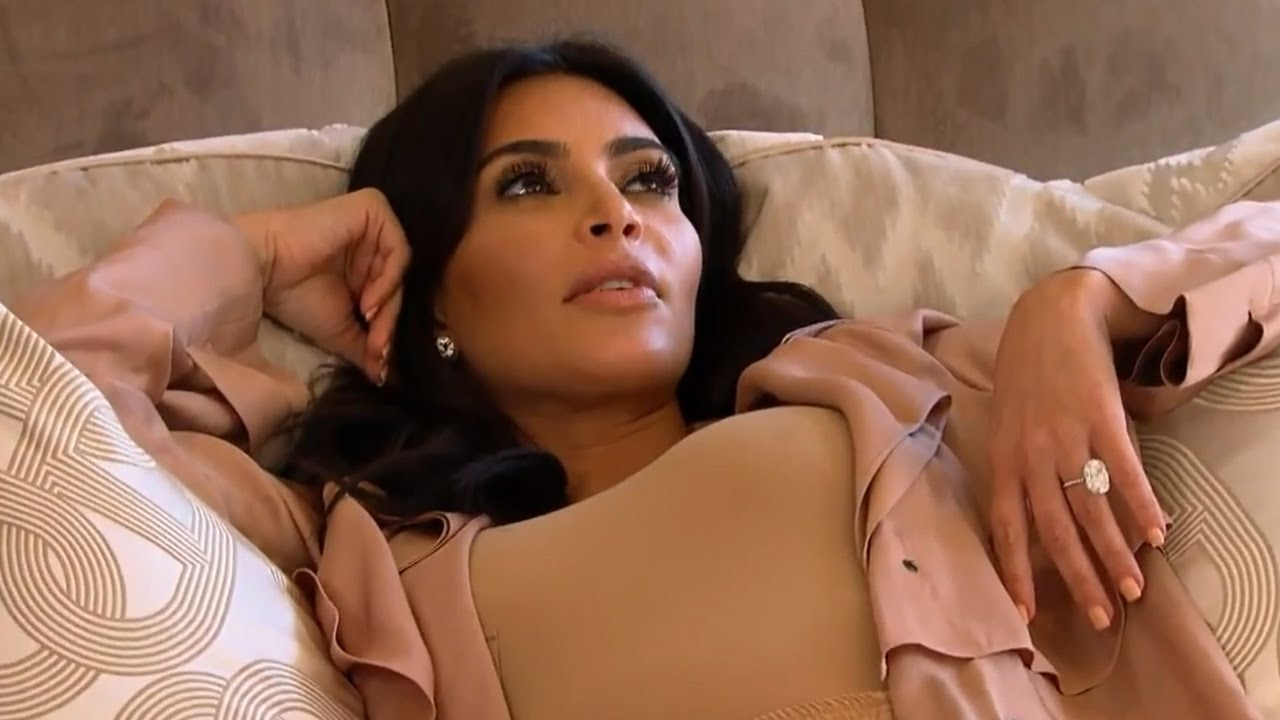 Kim Kardashian Talks Constant Sex With Kanye In New Kuwtk -2333