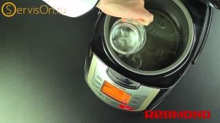 Мультиварка Redmond RMC-M4502 — Рецепт куриного филе