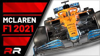 Mclaren have become the first f1 team to unveil their 2021 car, whipping covers of mcl35m that will be piloted by squad's new driver pair...
