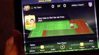 FIFA 15 Ultimate Team   iPhone & iPad   HD Gameplay Trailer Thumbnail