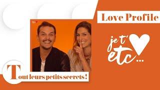 Le Love Profile de Laury Thilleman et Juan Arbelaez  - Je t'aime etc S03