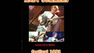 ANDY SUMMERS - monk gets ripped (cagliari 6-7-91 jazz festival ITALY)