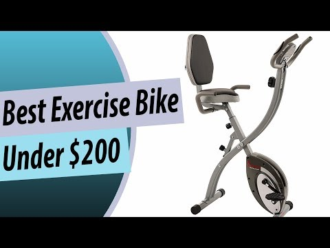 Best Exercise Bike Under 200 Top 5 Best Affordable Stationary